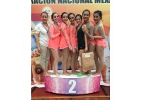 Campeonato Nacional FENMEGEG Merida 2016